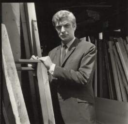 Michael Caine, by Francis Goodman - NPG x87468
