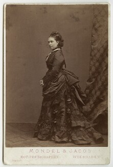 Victoria, Empress of Germany and Queen of Prussia, by Mondel & Jacob - NPG x87574