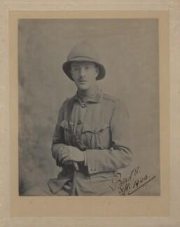 Hugh Richard Arthur Grosvenor, 2nd Duke of Westminster, by George Watmough Webster - NPG x87587