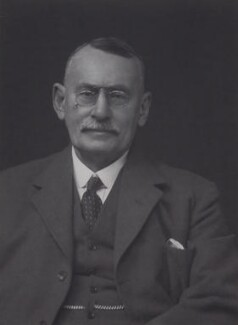 Sir Walter Egerton, by Walter Stoneman - NPG x87618