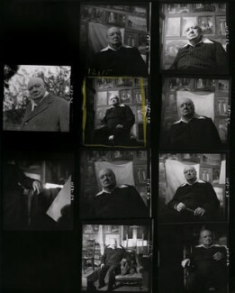 Winston Churchill, by Elsbeth R. Juda - NPG x87827