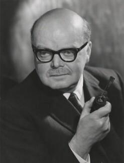 Sir John Hubert Newsom, by Walter Bird - NPG x88068