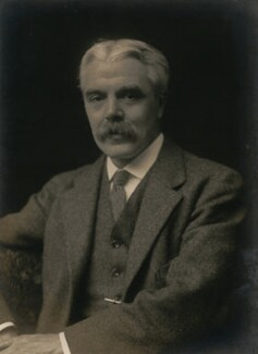 Sir Frank Watson Dyson, by Walter Stoneman - NPG x88116
