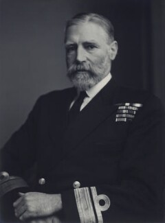 Sir Victor Alexander Charles Crutchley, by Walter Stoneman - NPG x88130