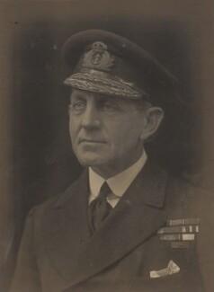 Sir William Edmund Goodenough, by Walter Stoneman - NPG x88133