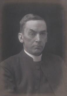 Herbert Hensley Henson, by Walter Stoneman, 1918 - NPG x88136 - © National Portrait Gallery, London