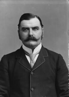 Hon. George Higginson Allsopp, by Alexander Bassano, 1894 - NPG x8872 - © National Portrait Gallery, London
