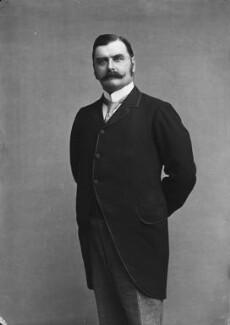Hon. George Higginson Allsopp, by Alexander Bassano - NPG x8874