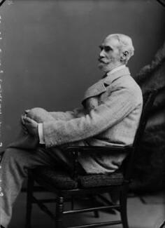 Alan Frederick Cathcart, 3rd Earl Cathcart, by Alexander Bassano - NPG x8940