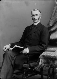Cecil George Savile Foljambe, 1st Earl of Liverpool, by Alexander Bassano - NPG x8947