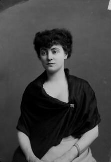 Hon. Lilian Janet (née Macdonald), Countess of Cromartie, by Alexander Bassano - NPG x8962