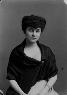 Hon. Lilian Janet (née Macdonald), Countess of Cromartie, by Alexander Bassano - NPG x8963