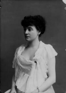 Hon. Lilian Janet (née Macdonald), Countess of Cromartie, by Alexander Bassano - NPG x8964
