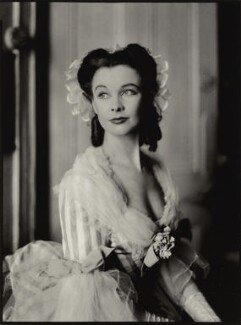 NPG x898; Vivien Leigh as Lady Teazle in 'The School for ...Isabel Jeans And Vivien Leigh