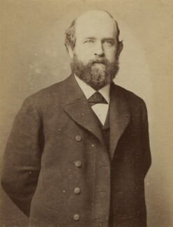 Henry George, by Unknown photographer - NPG x9046