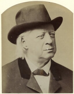 Henry Ward Beecher, by Unknown photographer - NPG x9048