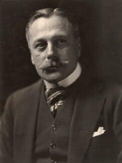 Douglas Haig, 1st Earl Haig, by Henry Walter ('H. Walter') Barnett, 1915-1920 - NPG x45283 - © National Portrait Gallery, London