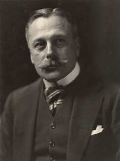 Douglas Haig, 1st Earl Haig, by H. Walter Barnett - NPG x45283