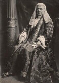 Sir William Rann Kennedy, by H. Walter Barnett - NPG x45290