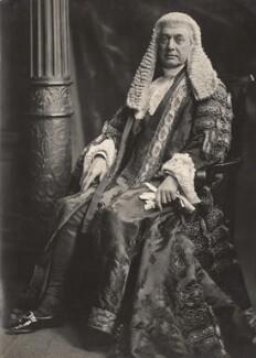 Sir William Rann Kennedy, by Henry Walter ('H. Walter') Barnett, 1897-1915 - NPG x45290 - © National Portrait Gallery, London