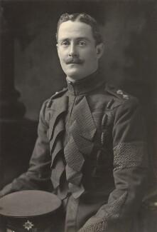Lord Robert Edward Innes-Ker, by H. Walter Barnett - NPG x45291