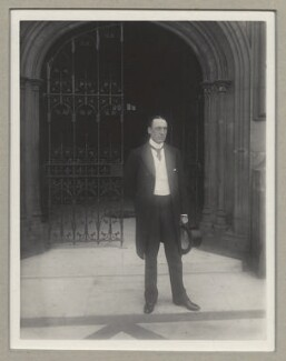 Edward Henry Carson, 1st Baron Carson, by Benjamin Stone - NPG x9183