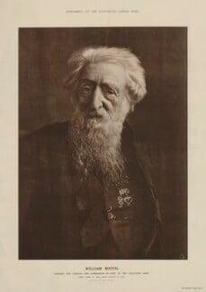 William Booth, after Ernest Herbert ('E.H.') Mills,  - NPG x9213 - © National Portrait Gallery, London