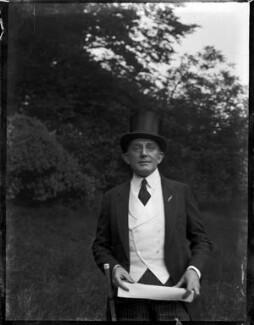 Raymond Hitchcock, by Mrs Albert Broom (Christina Livingston) - NPG x926