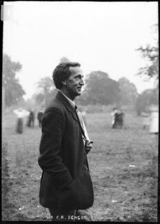 Frank Benson, by Mrs Albert Broom (Christina Livingston) - NPG x927