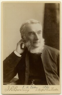Edward Henry Bickersteth, by J.R. Browning - NPG x9458