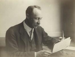George Ernest Gask, possibly by Edward Cahen - NPG x9500