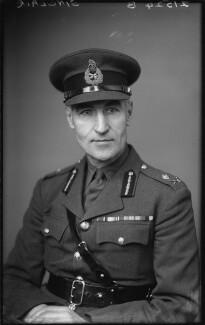 Sir John Alexander Sinclair, by Walter Stoneman - NPG x96655