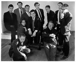 The Establishment Club, by Bryan Wharton, 29 September 1961 - NPG x88638 - © Bryan Wharton