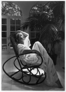 Anouska Hempel, Lady Weinberg, by Bryan Wharton - NPG x88641
