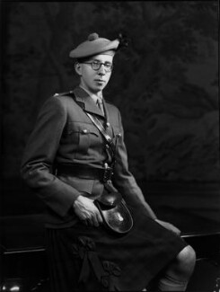 John Andrew Davidson, 2nd Viscount Davidson, by Navana Vandyk - NPG x97110