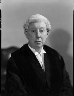 Sir Anthony Frederick Ingham Pickford, by Navana Vandyk - NPG x97160