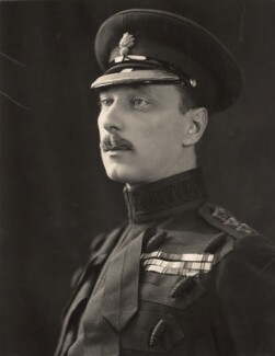 Alexander Albert Mountbatten, 1st Marquess of Carisbrooke, by H. Walter Barnett - NPG x45409