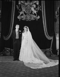 George Lascelles, 7th Earl of Harewood, by Navana Vandyk - NPG x97313
