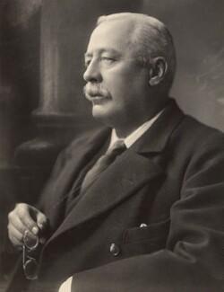 Evelyn Baring, 1st Earl of Cromer, by H. Walter Barnett - NPG x45416