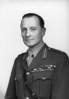Sir Nevil Charles Dowell Brownjohn, by Navana Vandyk - NPG x97386