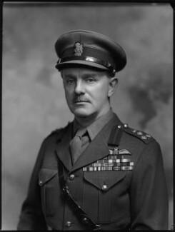Sir John Ashworth Barraclough, by Navana Vandyk - NPG x97469