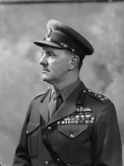 Sir John Ashworth Barraclough, by Navana Vandyk - NPG x97473