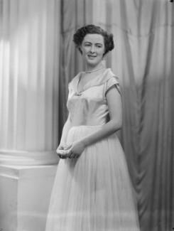 Lady Fiona Mary Hannon (née Graham), by Navana Vandyk - NPG x97545