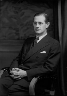 Sir William Herbert Cooper, 3rd Bt, by Navana Vandyk - NPG x97638