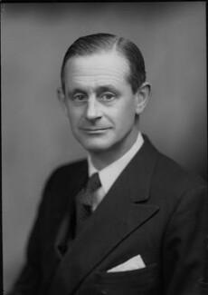 Sir William Herbert Cooper, 3rd Bt, by Navana Vandyk - NPG x97643