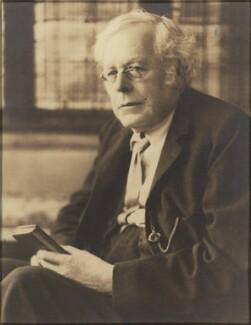 Augustine Birrell, by Henry Joseph Whitlock & Sons Ltd - NPG x978