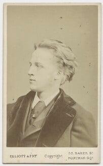 John Campbell, 9th Duke of Argyll, by Elliott & Fry, circa 1870 - NPG x98 - © National Portrait Gallery, London
