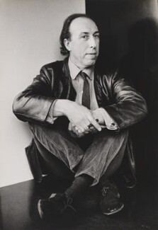 Richard Hamilton, by Lord Snowdon - NPG P797(17)