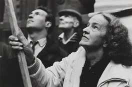 Barbara Hepworth, by Lord Snowdon - NPG P797(20)