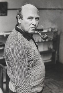 Josef Herman, by Lord Snowdon - NPG P797(21)